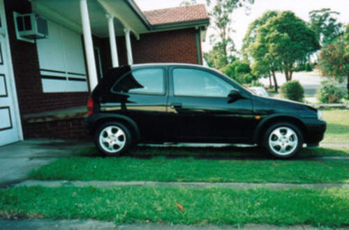 Holden Barina service repair manuals