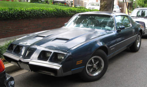 Pontiac Firebird service repair manuals