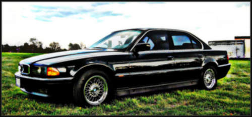 BMW 740i service repair manuals