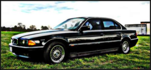 BMW 740i service repair manuals