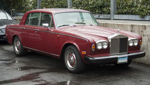 Rolls-Royce Silver Shadow service repair manuals