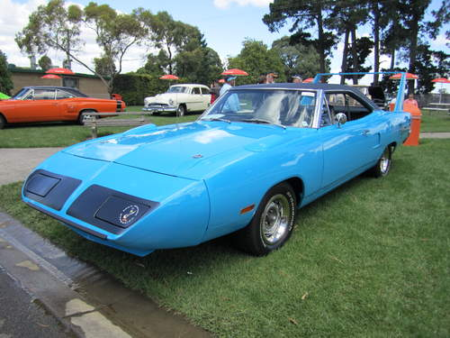Plymouth Superbird service repair manuals
