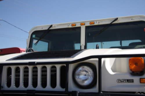 Hummer H1 service repair manuals