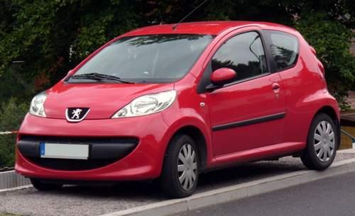 Peugeot 107 service repair manuals