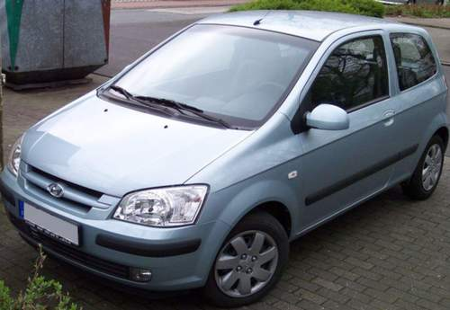 Hyundai Getz service repair manuals