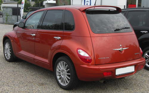 Chrysler PT Cruiser service repair manuals