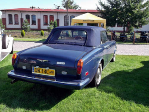 Rolls-Royce Corniche service repair manuals