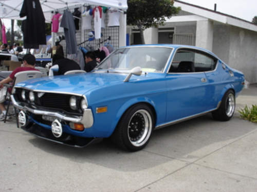 Mazda RX-4 service repair manuals