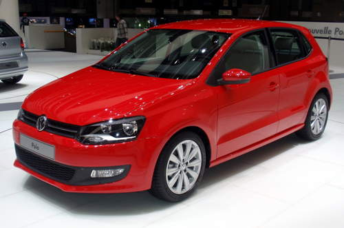 Volkswagen Polo service repair manuals