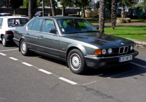 BMW 730i service repair manuals