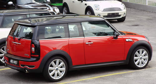 MINI Clubman service repair manuals