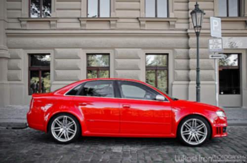 Audi RS4 service repair manuals