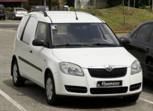 Skoda Roomster service repair manuals