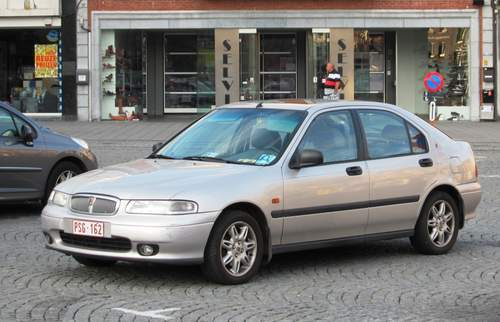 Rover 400 service repair manuals