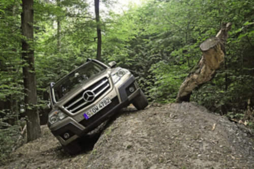 Mercedes-Benz GLK service repair manuals