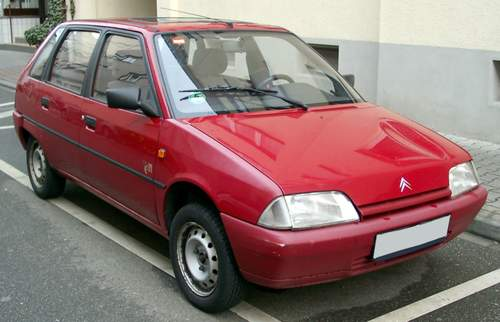 Citroen AX service repair manuals