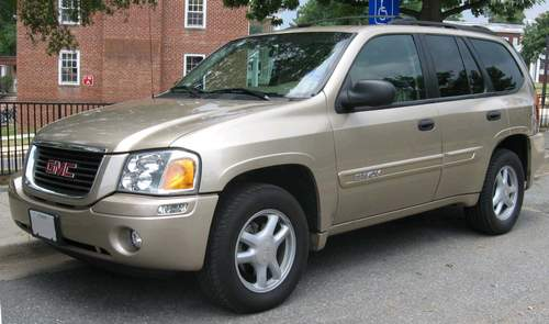 GMC Envoy service repair manuals