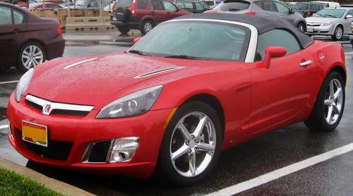 Saturn Sky service repair manuals