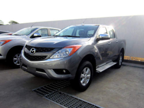 Mazda BT-50 service repair manuals