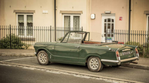 Triumph Vitesse service repair manuals