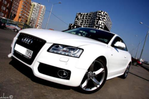 Audi A5 service repair manuals