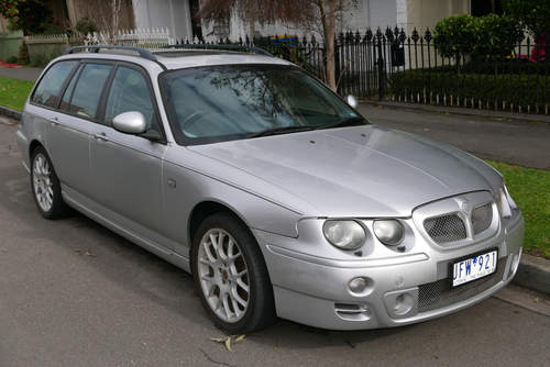 MG ZT service repair manuals