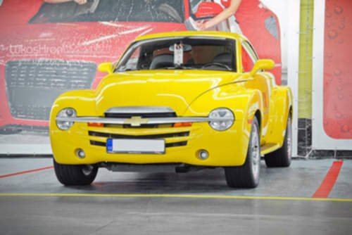 Chevrolet SSR service repair manuals