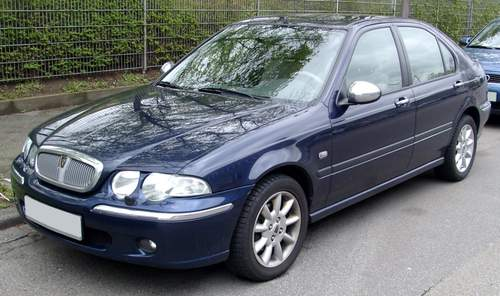 Rover 45 service repair manuals