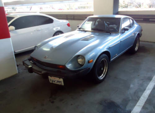 Datsun 280Z service repair manuals