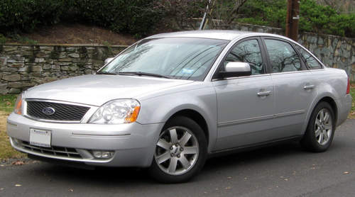 Ford Five Hundred service repair manuals
