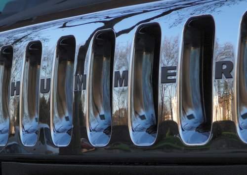 Hummer service repair manuals