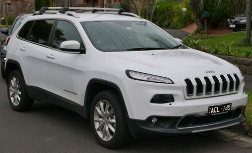 Jeep Cherokee service repair manuals