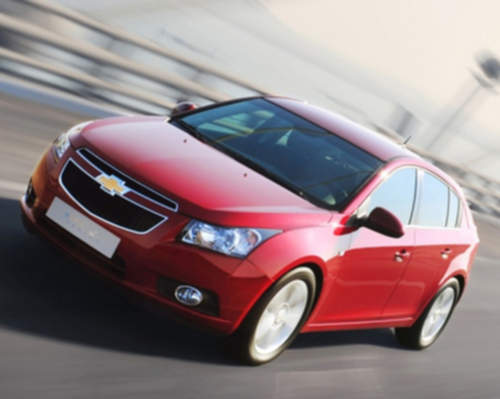 Chevrolet Cruze service repair manuals