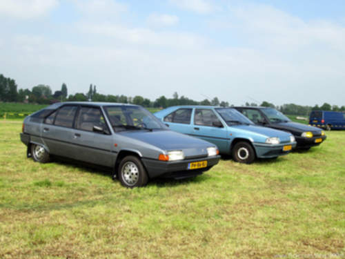 Citroen BX service repair manuals