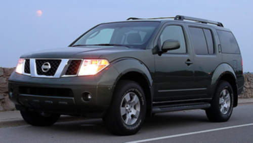 Nissan Pathfinder service repair manuals