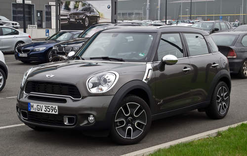 MINI Countryman service repair manuals
