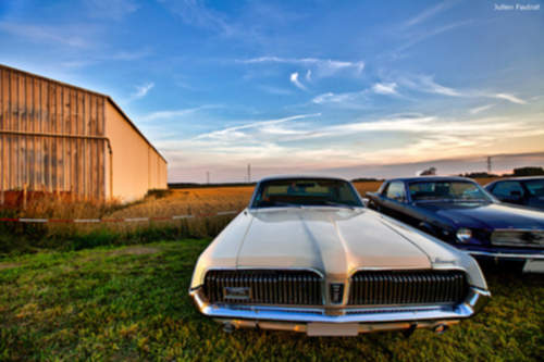 Mercury Cougar service repair manuals