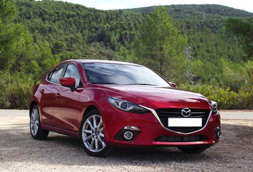 Mazda MAZDA3 service repair manuals
