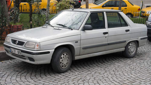 Renault 9 service repair manuals