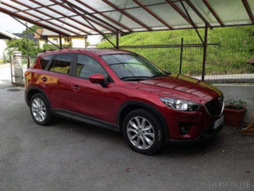 Mazda CX-5 service repair manuals
