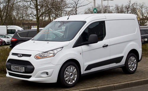 Ford Transit Connect service repair manuals