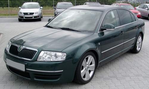Skoda Superb service repair manuals