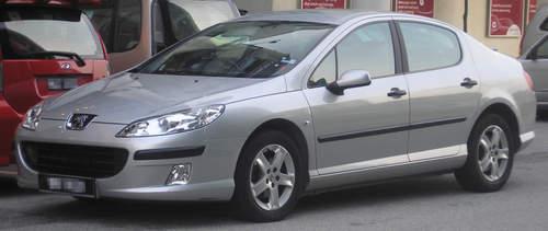 Peugeot 407 service repair manuals