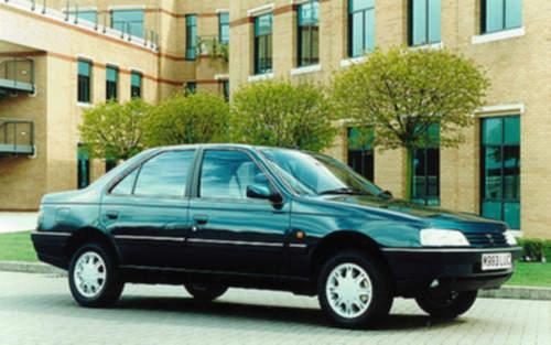 Peugeot 405 service repair manuals