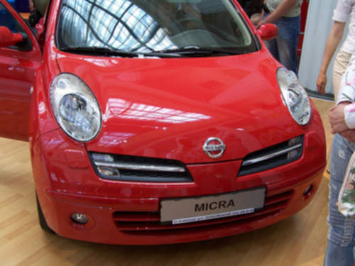 Nissan Micra service repair manuals