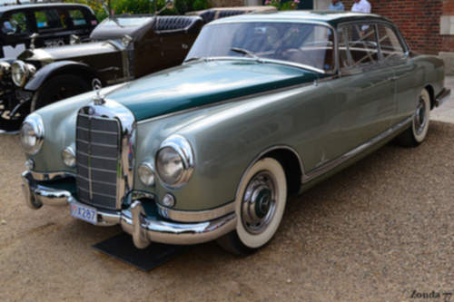 Mercedes-Benz 300B service repair manuals
