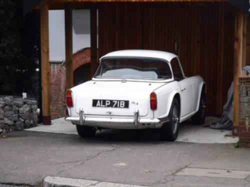 Triumph TR4 service repair manuals