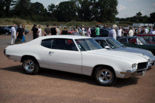 Buick GS service repair manuals