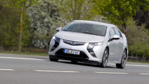 Opel Ampera service repair manuals
