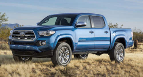 Toyota Tacoma service repair manuals
